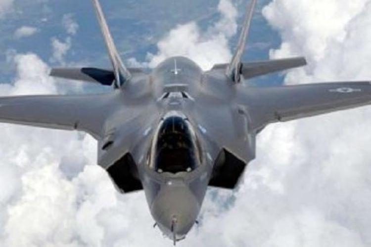 Pesawat yang akan dirotasi di Pasifik dan Asia Tenggara bisa jadi termasuk F-35 Lightning II