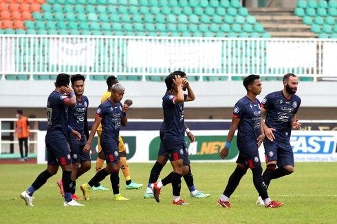 Jadwal Liga 1: Hadapi PSIS Semarang, Arema Incar Kemenangan Perdana