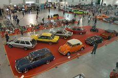 Puluhan Mobil Klasik Ikut Ramaikan Kustomfest 2019