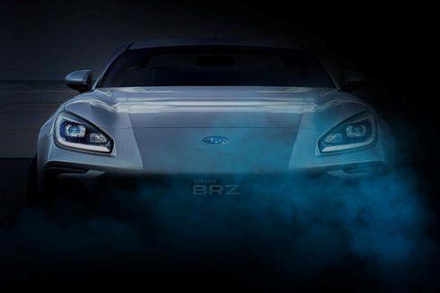 Jelang Debut 18 November, Subaru Bocorkan Tampang BRZ Generasi Baru