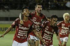 Bali United Vs Madura United, Serdadu Tridatu Jinakkan Laskar Sape Kerrap
