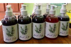 Mahasiswa UMM Gunakan Tanaman Herbal Sebagai Bahan Sabun Antibakteri