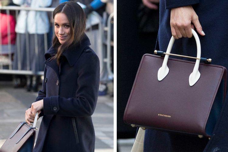 Tas tangan merek Strathberry menjadi incaran banyak wanita.