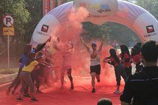 Kemeriahan Acara Lari Berwarna, The Color Run