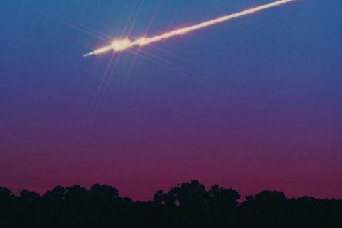 Hari Ini Dalam Sejarah: Meteor Berdiameter 5-10 Meter Meledak di Bone