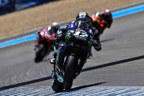 Maverick Vinales Optimistis Naik Podium di MotoGP Ceko