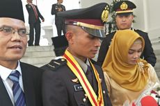 Kisah Sang Taruna Asal Solok Selatan Lulusan Terbaik Akpol 2019, Bangga Ajak Ayah ke Istana...