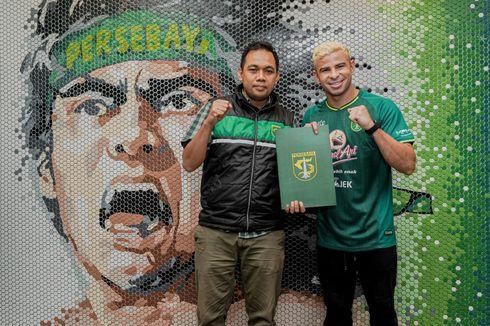Cetak Gol ke Persebaya, Diogo Campos Direkrut Bajul Ijo