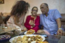 Lebaran di Maroko, Cuma Video Call dan Lihat Pemandangan dari Atap Apartemen