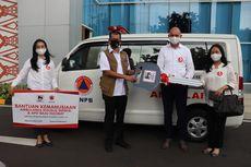 Super Indo Serahkan Ambulans Khusus Pasien Infeksi dan APD kepada BNPB dan Pemprov DKI Jakarta untuk Dukung Penanganan Covid-19 di Indonesia