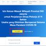 Membuat SIKM, Perlukah Surat Bebas Covid-19? Ini Penjelasan Pemprov DKI Jakarta
