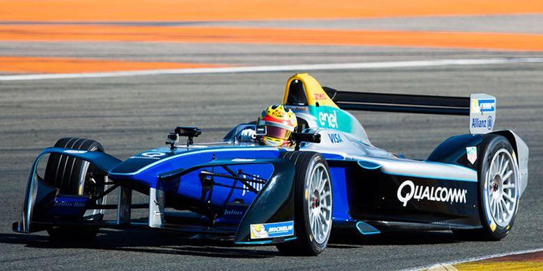 Rio Haryanto Formula E