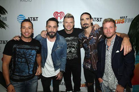 Rayakan 26 Tahun Bersama, Backstreet Boys Pajang Foto Nostalgia