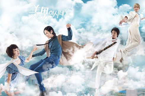 Sinopsis You're Beautiful, Drama Lawas Park Shin Hye dan Jang Geun Suk