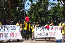Mahasiswa Unnes Protes Pemberian Doktor Honoris Causa untuk Nurdin Halid, Rektor Dapat Kartu Merah