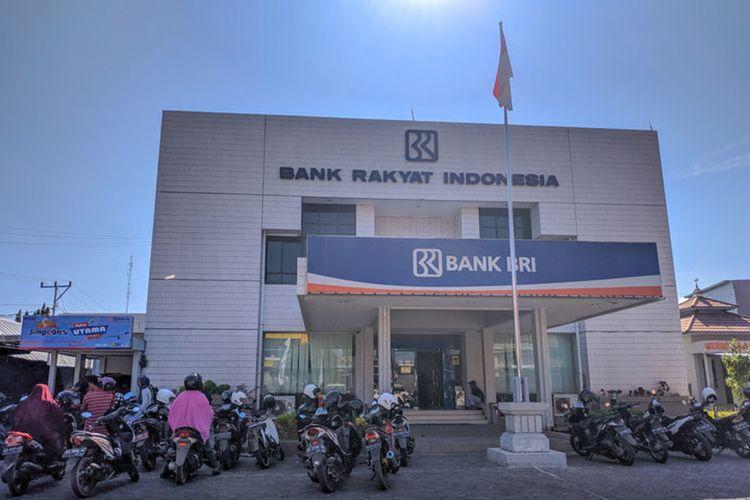 Ilustrasi PT Bank Rakyat Indonesia.