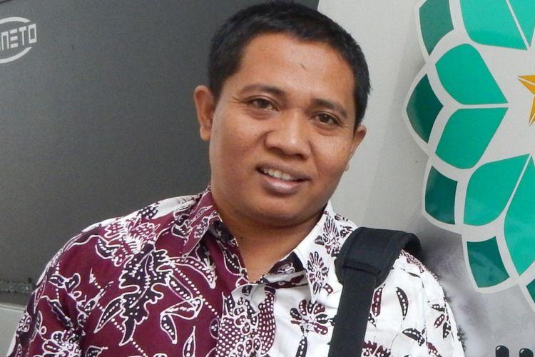 Dekan FISIB Universitas Trunojoyo Madura, Surokim Abdus Salam.