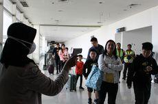 2 Penumpang Pesawat Positif Covid-19, Bagaimana Proses Pemeriksaan di Bandara Juanda Surabaya?