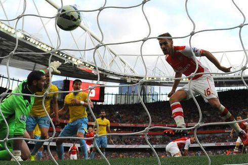 Diskusi di Kamar Ganti yang Menentukan Kemenangan Arsenal
