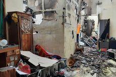 Rumah di Sleman Terbakar karena Penghuni Lupa Matikan Kipas Angin