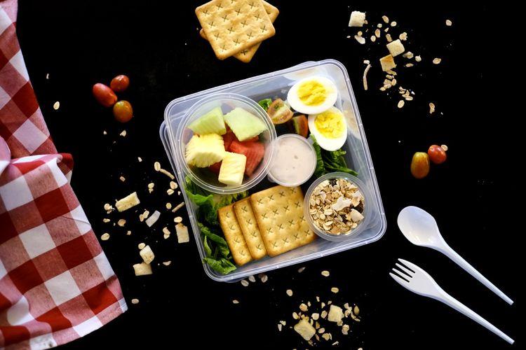 Healthy Lunch at Office, paket makanan dari Best Western Premier Solo, Jawa Tengah.