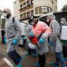 Palestina Laporkan Kematian Pertama akibat Wabah Virus Corona