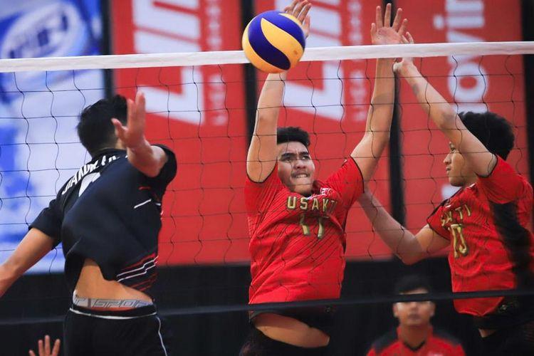 Pergelaran bertajuk Liga Mahasiswa (LIMA) Volleyball Nationals Season 7 dimulai Senin (23/9/2019) sampai dengan Jumat (27/9/2019).  Pertandingan berlangsung di Sport Center Universitas Islam Negeri Maulana Malik Ibrahim (UIN Maliki), Malang, Jawa Timur.