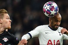 Hasil Tottenham Vs Leipzig, Belum Ada Gol di Babak Pertama