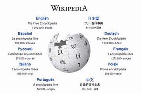 10 Artikel Paling Banyak Dibaca di Wikipedia Indonesia