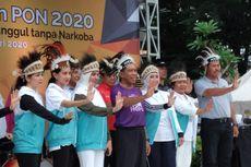 Menpora Berharap PON 2020 Turut Kampanyekan Anti-Narkoba
