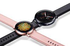 Samsung Galaxy Watch Active 2 Resmi Meluncur dengan Bezel