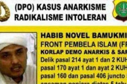 Berjalan Pincang, Habib Novel Digiring ke Tahanan Polda Metro Jaya