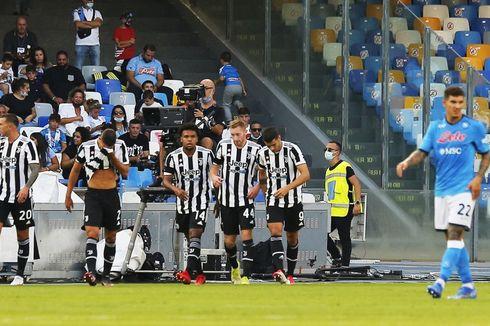 Hasil Napoli Vs Juventus: Ditekuk Partenopei, Puasa Tripoin Si Nyonya Berlanjut