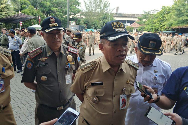 Wali Kota Jakarta Timur Bambang Musyawardana