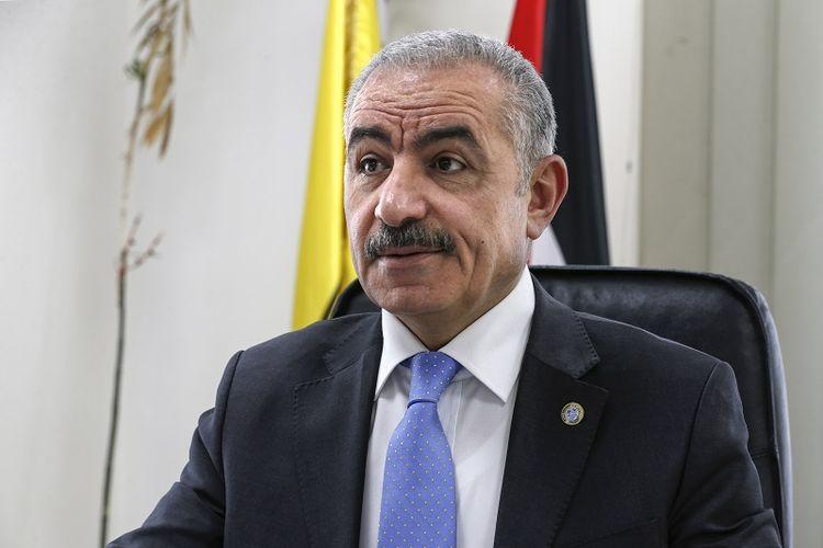 Perdana Menteri Palestina yang ditunjuk, Mohammad Shtayyeh.
