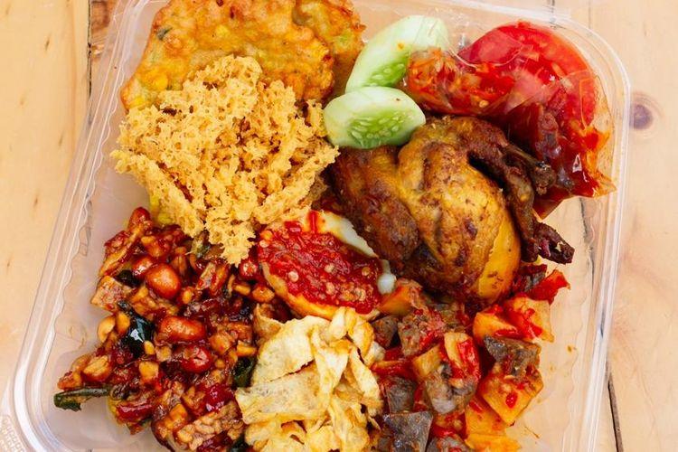 Mmakanan dari Kedai Cabai by Olla Ramlan.