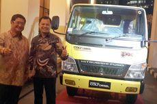 Mitsubishi Fuso Konsolidasi dengan Juragan Truk Jakarta
