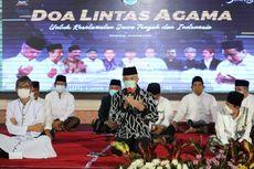Berharap Indonesia Bebas dari Bencana, Ganjar Gelar Doa Lintas Agama