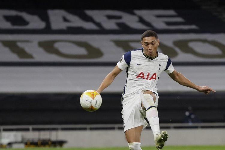 Penyerang Tottenham Hotspur, Carlos Vinicius
