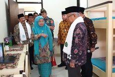 Resmikan Rusunawa Institut Ilmu Al Qur'an, Wapres Harap Mahasiswinya Jadi Tokoh Hebat