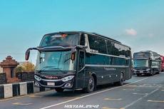 PO New Shantika Rilis Dua Bus Dream Coach