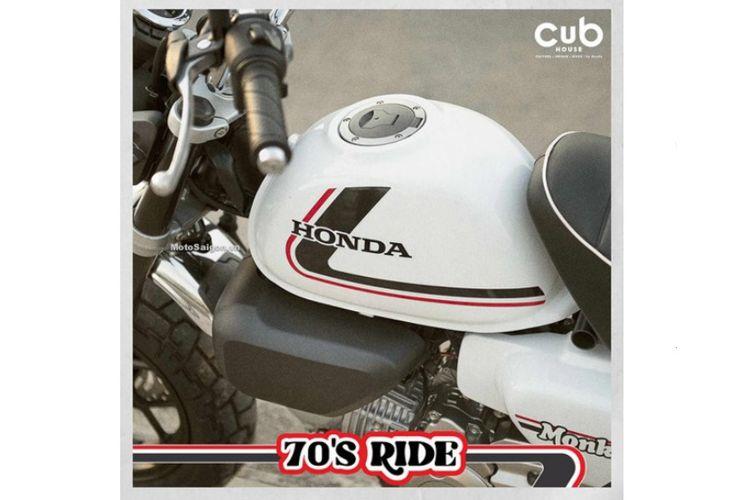Honda Monkey 70 Ride Edition
