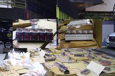 Bea Cukai Gagalkan Peredaran 704.000 Batang Rokok Ilegal, Disembunyikan di Bawah Telur Ayam