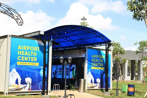 Berlaku Hari Ini, Berikut Cara Lakukan Rapid Test Antigen di Bandara Soekarno-Hatta