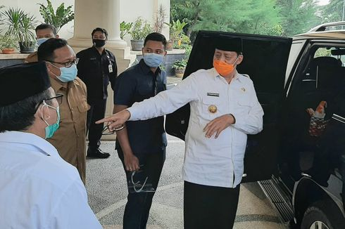 Gubernur Banten: Ada Sanksi Denda hingga Pidana bagi Penolak Vaksinasi Covid-19