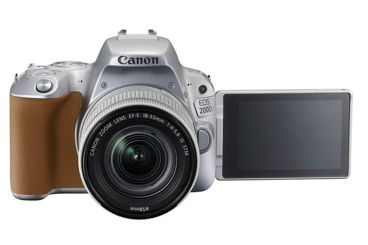 Kamera DSLR Canon EOS 200D