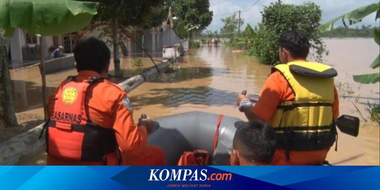 Banjir Bandang Di Trenggalek Satu Orang Tewas Dan Ribuan Rumah Terendam