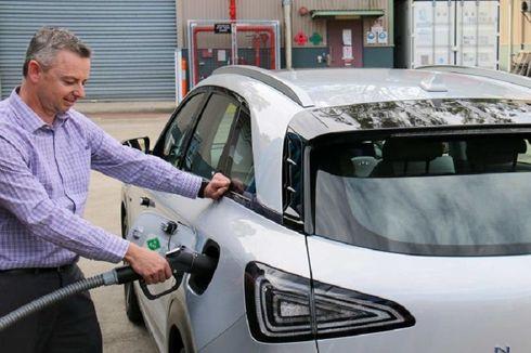 Peneliti Australia Ciptakan Terobosan Bahan Bakar Hidrogen dari Amonia