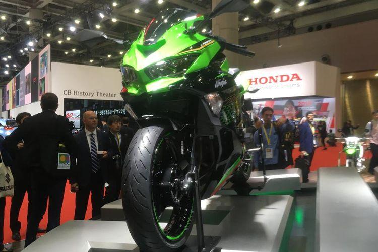 Kawasaki Ninja 4 Silinder