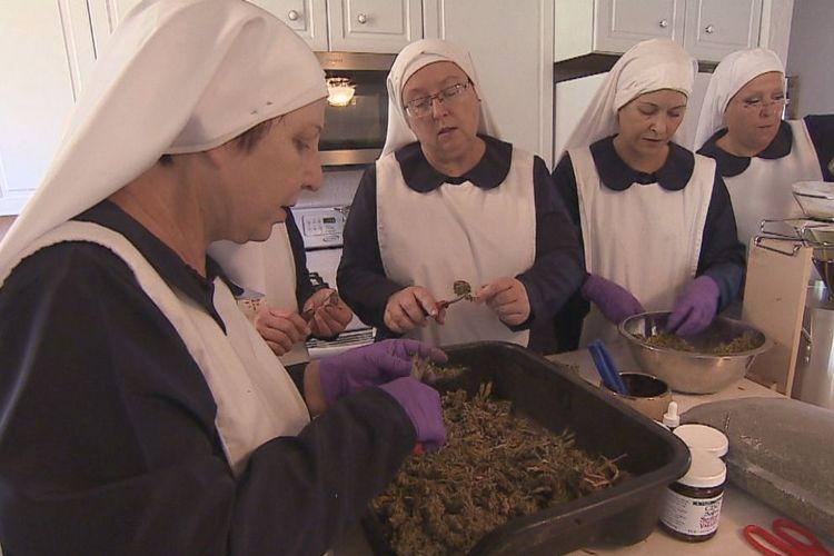 Para biarawati yang tergabung dalam Sisters of the Valley. Organisasi yang fokus kepada penanaman ganja demi tujuan medis. Mereka berpakaian seperti suster karena mereka menganggap hadir untuk menyembuhkan orang sakit.